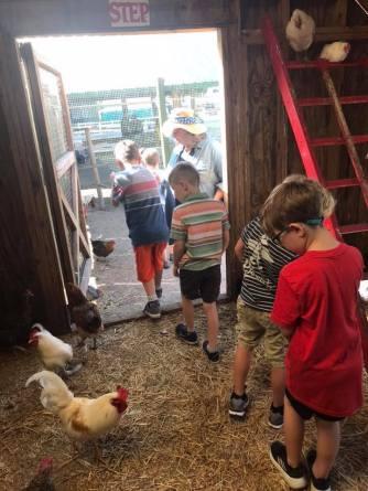 Farm Days Leslie